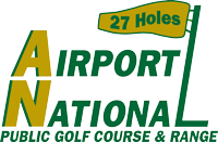 Airport National Public Golf Complex Logo